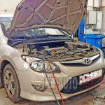Заправка кондиционера Hyundai I30