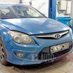 Плановое ТО Hyundai I30 №4 (60 000 км)