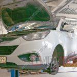 Плановое ТО Hyundai IX35 №8 (120 000 км)