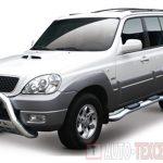 Ремонт Hyundai Terracan