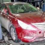 Кузовной ремонт Hyundai Sonata 6