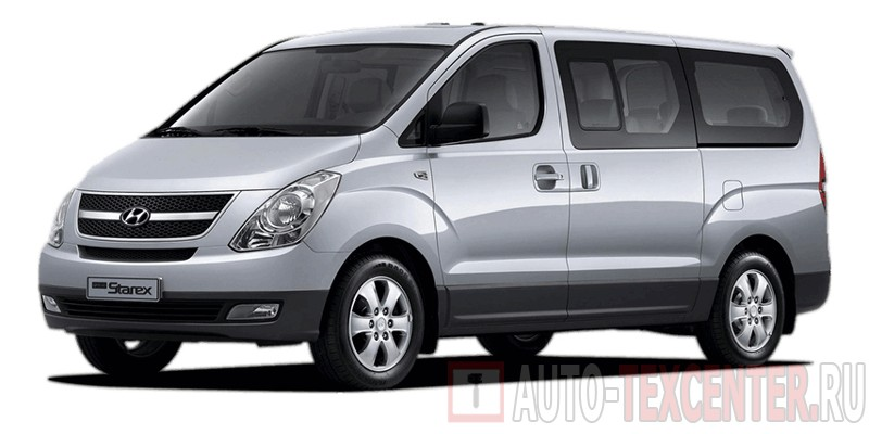 Расположение вин номера Hyundai Starex H-1 (TQ)