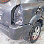 Кузовной ремонт Hyundai Tucson 1