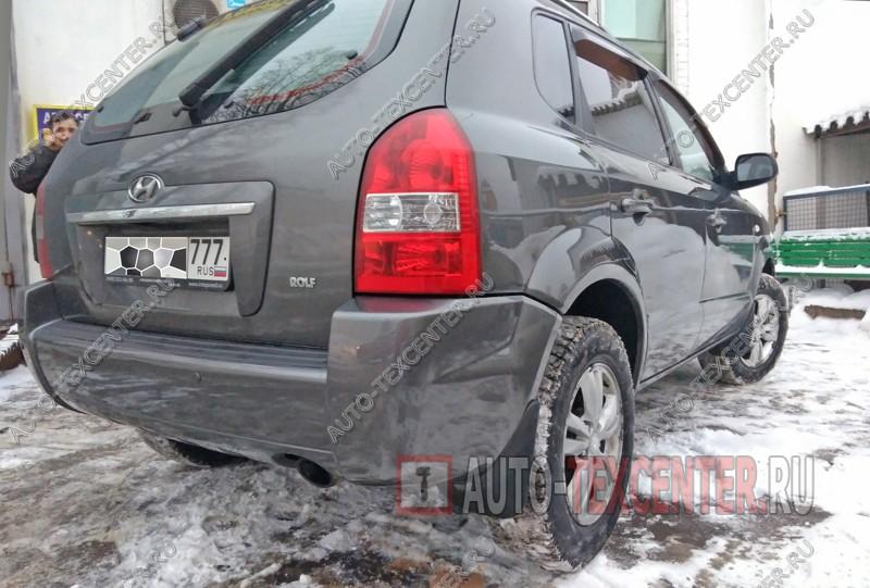 кузовной ремонт Хендай Туссан