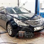 Плановое ТО Hyundai Sonata №10 (150 000 км)