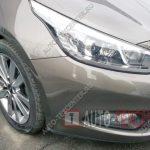 Замена переднего бампера Кузовной ремонт Kia Ceed 2