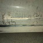 стоимость ремонта подобной царапины на двери kia ceed