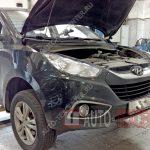 Замена и ремонт двигателя Hyundai IX35