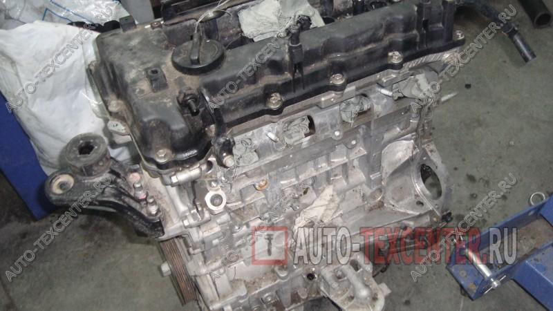 замена двигателя Хендай IX35