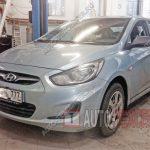 Плановое ТО Hyundai Solaris №12 (180 000 км)
