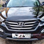 Кузовной ремонт Hyundai Santa Fe 3