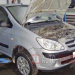Плановое ТО Hyundai Getz №8 (120 000 км)