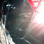 Устранение царапин крыла Kia Cerato