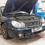 Замена антифриза Hyundai Sonata