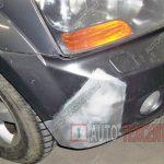 Кузовной ремонт Kia Sorento 1