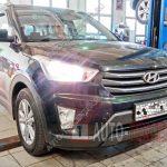 Замена масла АКПП Hyundai Creta