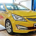 Замена масла в МКПП Hyundai Solaris