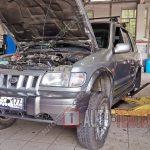 Замена карданного вала Kia Sportage