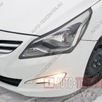 Кузовной ремонт Hyundai Solaris