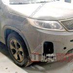 Кузовной ремонт Kia Sorento 2
