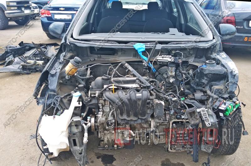 кузовной ремонт Киа Рио 3