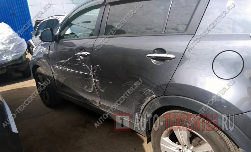Кузовной ремонт Киа Спортейдж 3