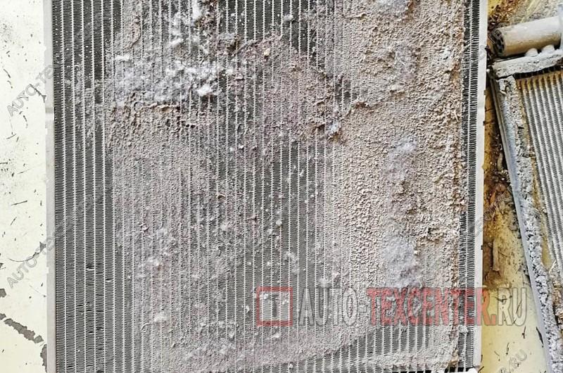 промывка радиатора Хендай i30