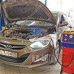 Чистка форсунок Hyundai I40