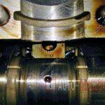 Ремонт двигателя G4KE Kia Sorento 2