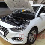 Диагностика Hyundai Solaris