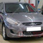 Диагностика Hyundai Solaris 1