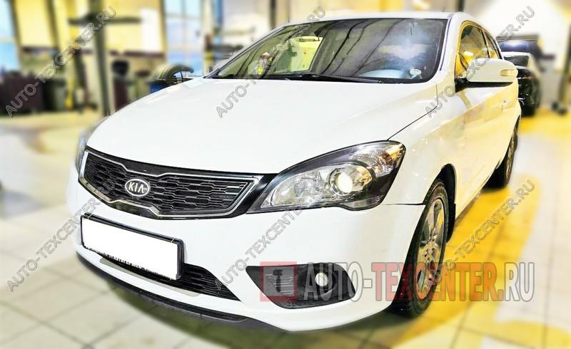Замена и ремонт рулевой рейки Kia Ceed