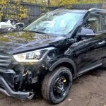 Кузовной ремонт Hyundai Creta