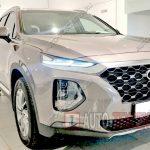 Диагностика Hyundai Santa Fe 4