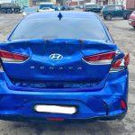 Кузовной ремонт Hyundai Sonata 2018