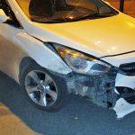 Замена переднего бампера и крыла с покраской Hyundai i40