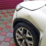 Кузовной ремонт KIA Sorento Prime 2018