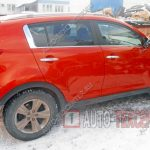 Кузовной ремонт Kia Sportage 3