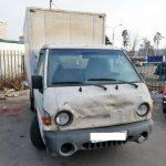 Кузовной ремонт Хендай Портер