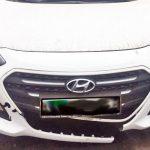 Замена бампера Hyundai i30, 2016