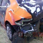 Кузовной ремонт VolksWagen Polo 2018
