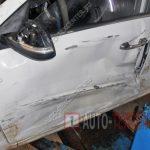 кузовной ремонт Kia Rio 4