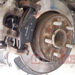 замена тормозных колодок Форд Фокус 3