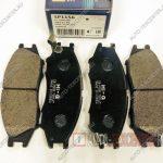 SANGSIN BRAKE SP1156 - колодки тормозные передние
