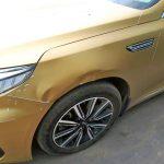 Кузовной ремонт Kia Optima