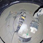 замена топливного фильтра Инфинити M37