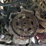 замена сцепления форд фокус powershift