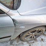 замена крыла Hyundai Elantra 3