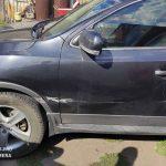 ремонт дверей Hyundai ix55