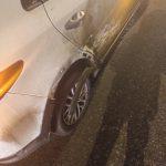 ремонт крыла и двери Kia Rio Xline
